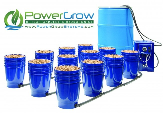 PowerGrow 12-Site