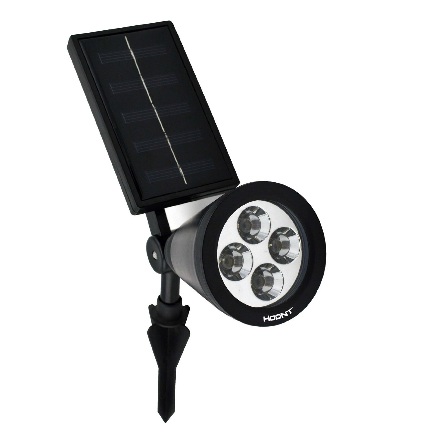 Small Garden Solar Spot Lights: Five Best Solar Powered Garden Lights For 2017: Our