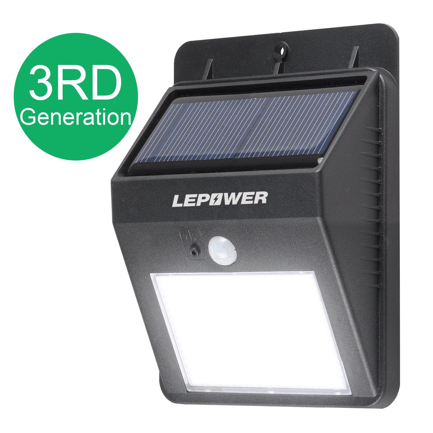 Five best solar powered garden lights for 2017 our reviews and lepower light aloadofball Images