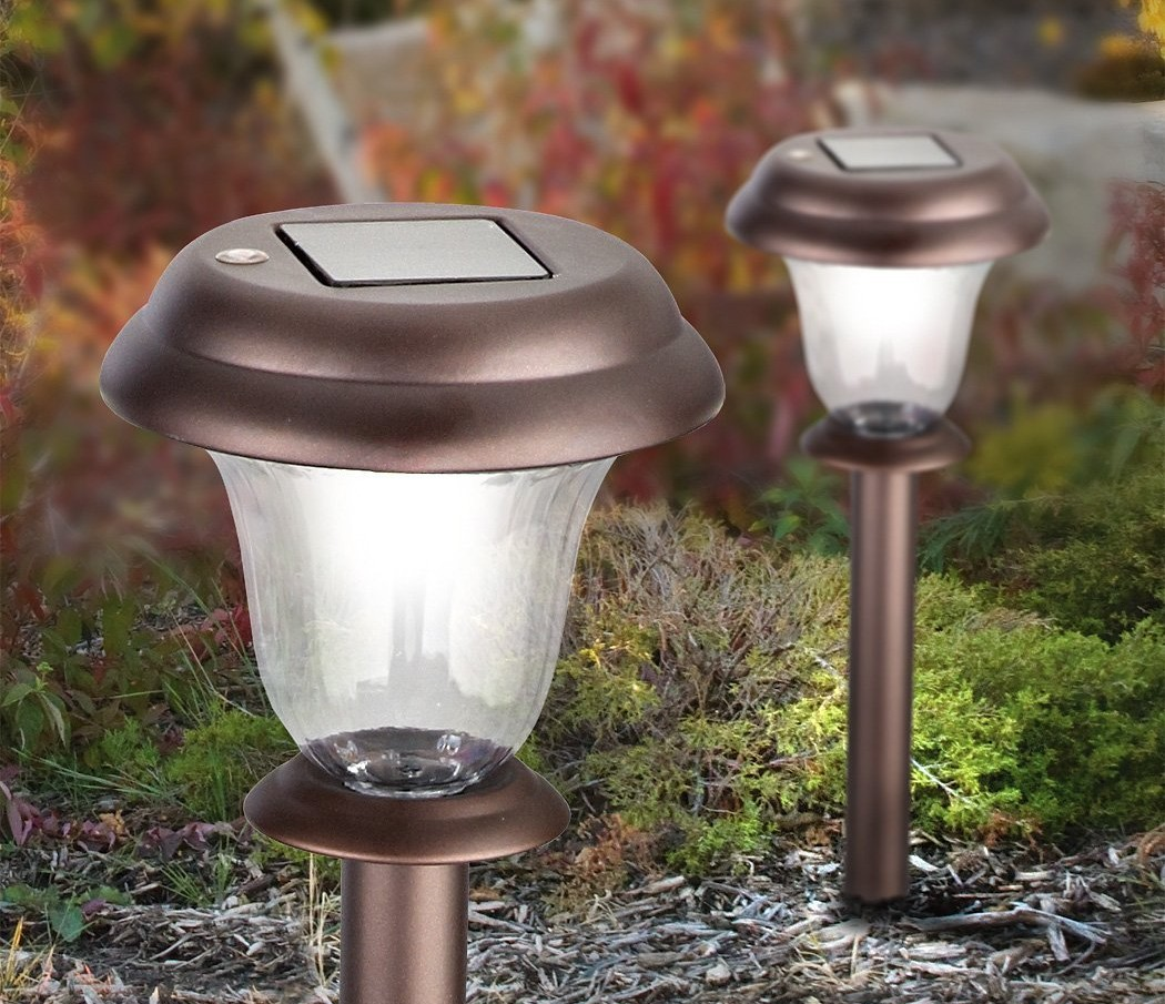 Five Best Solar Powered Garden Lights For 2017: Our