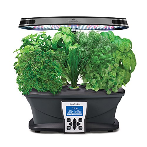 AeroGarden, A Company Thatu0027s Owned By Miracle Gro (the Guys Famous For  Their Fertilisers And Compost), Make A Range Of Kitchen Top Hydroponic  Systems That ...
