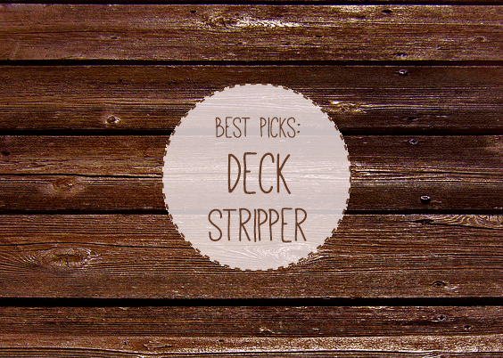 Best Deck Stripper