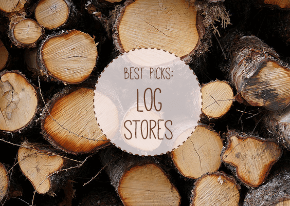 Best Log Stores