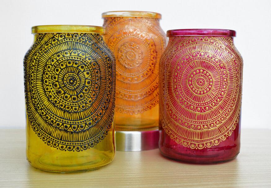 Moroccan Bell Jars