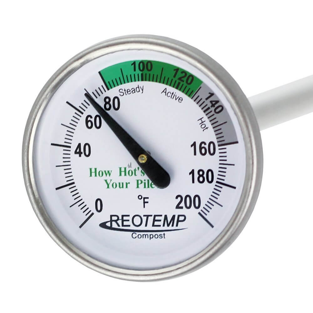 REOTemp Compost Thermometer