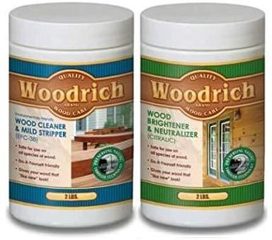 Woodrich Deck Cleaner
