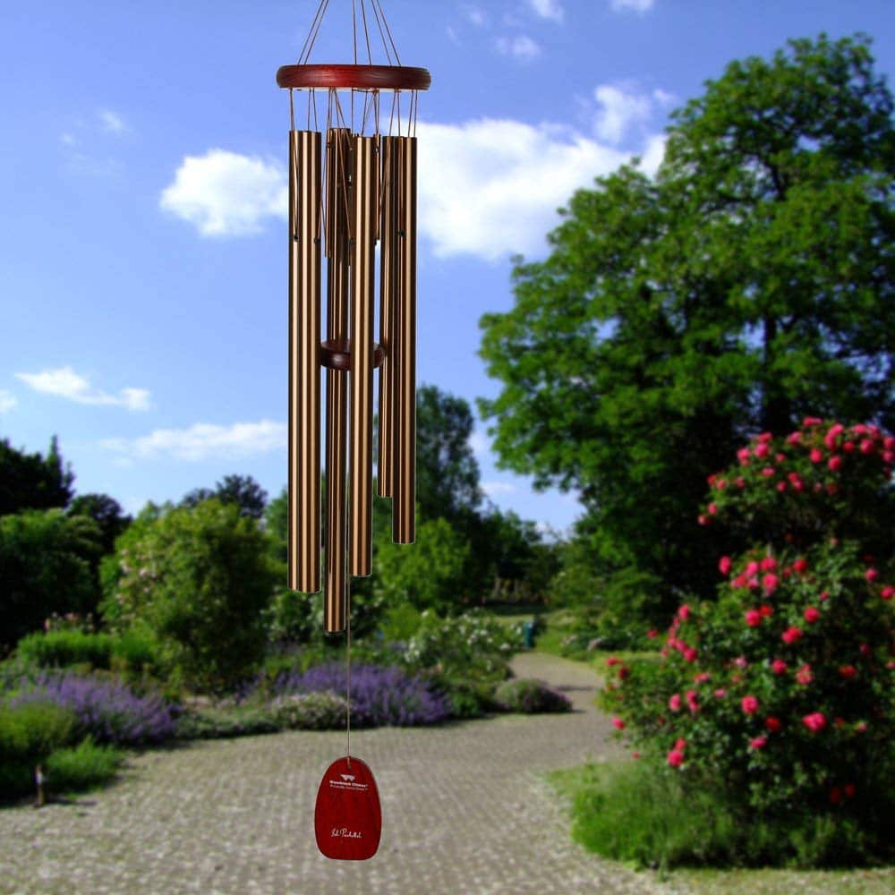 Woodstock Bronze Chimes